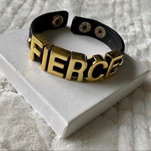 """BCBG """"FIERCE"""" Bracelet"""